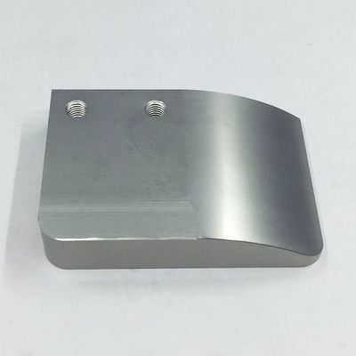 China Aluminium gebogene CNC-Metall-Miliing-Service-Antikorrosions-Selbstersatzteile distributeur